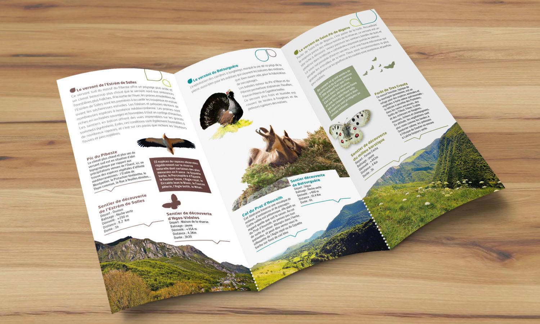 création impression Brochure touristique